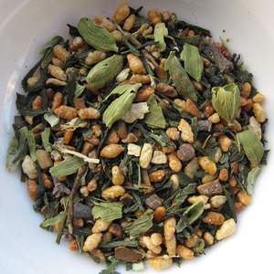 Original Genmaicha Chai from Yogic Chai