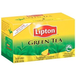 Lemon Ginseng from Lipton