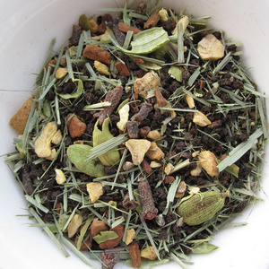 Lemongrass Masala Chai from Yogic Chai