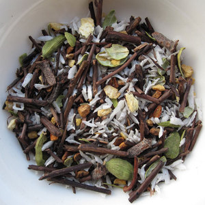 Coconut Kukicha Masala Chai from Yogic Chai
