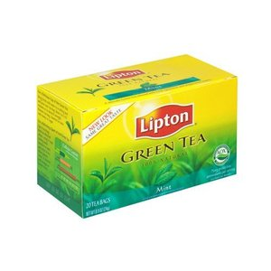 Mint Green from Lipton