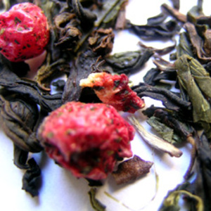 Raspberry Oolong from A.C. Perch's