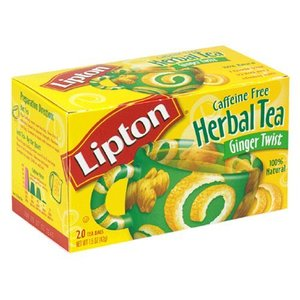Ginger Twist from Lipton