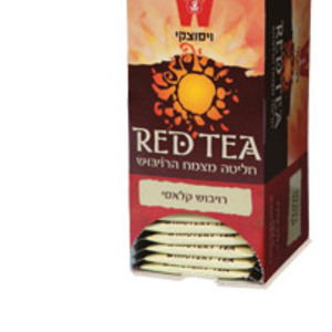 Red Tea Classic from Wissotzky Tea