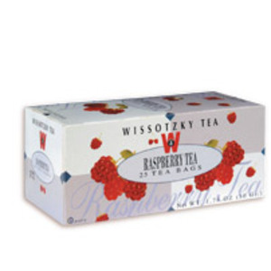 Raspberry Tea from Wissotzky Tea