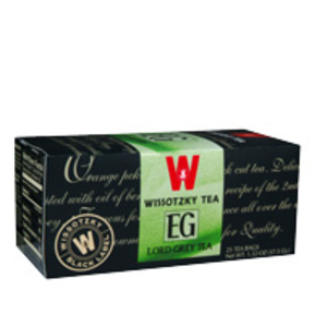 Lord Grey Tea from Wissotzky Tea
