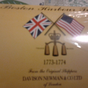 Boston Harbour Tea from Davison Newman & Co