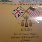 Boston Harbour Tea from Davison Newman &amp; Co