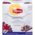 White Tea with Blueberry & Pomegranate from Lipton