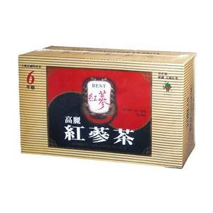 Korean Red Ginseng Tea from FantasticTea