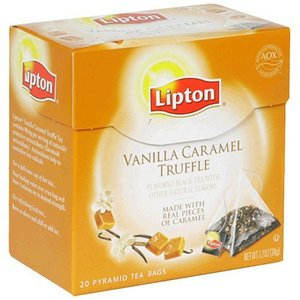 Vanilla Caramel Truffle from Lipton
