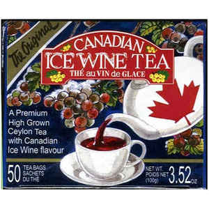 Canadian Ice Wine Tea from Metropolitan Tea Company