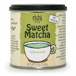 Sweet Matcha Genmai from Rishi Tea
