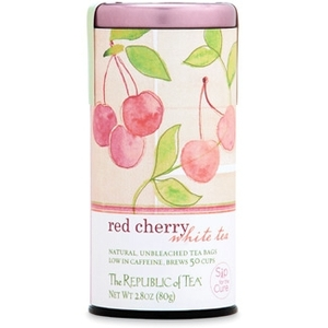 Red Cherry (Sip for the Cure) from The Republic of Tea