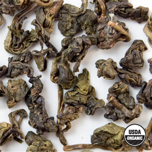 Organic Jade Oolong Tea from Arbor Teas