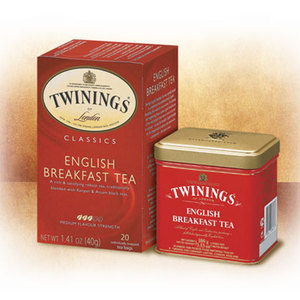 English Breakfast from Twinings