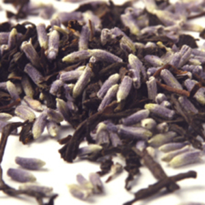 Decaffeinated Lavender Earl Grey from Teas Etc