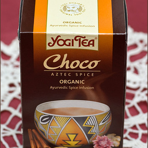 Choco  - Aztec Spice from Yogi Tea