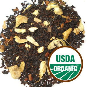 Organic Kama Chai Sutra from Tavalon Tea
