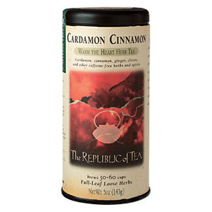 Cardamon Cinnamon from The Republic of Tea