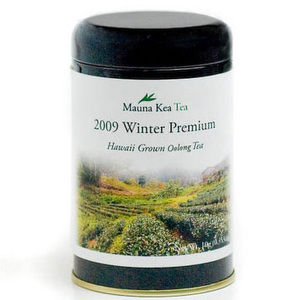 Premium Oolong Tea from Mauna Kea Tea