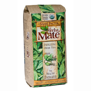 Organic Fresh Green Yerba Mate Loose from Mate Factor
