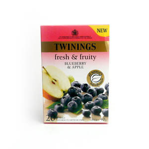 Blueberry &amp; Apple from Twinings