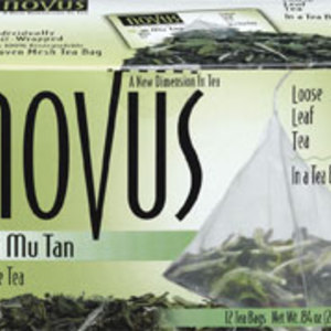 Pai Mu Tan from Novus Tea