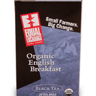 Organic English Breakfast Tea from Equal Exchange