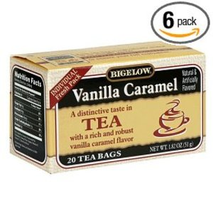 Vanilla Caramel from Bigelow