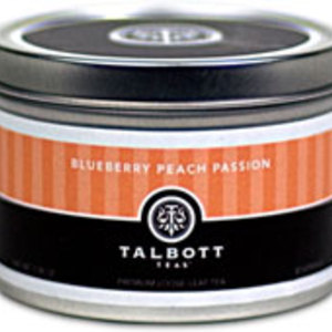 Blueberry Peach Passion from Talbott Teas