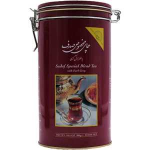 Sadaf Special Blend with Earl Grey from Sadaf