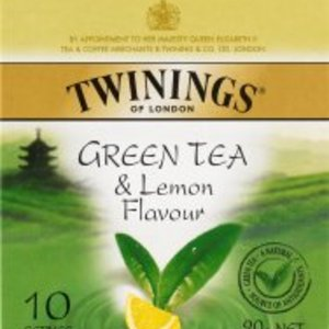 Green Tea & Lemon from Twinings