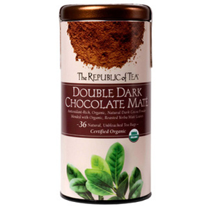 Double Dark Chocolate Mate from The Republic of Tea