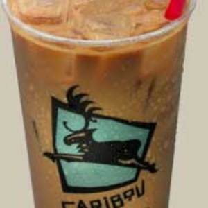 Iced Chai Tea Latte from Caribou Coffee