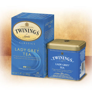 twings lady grey tea
