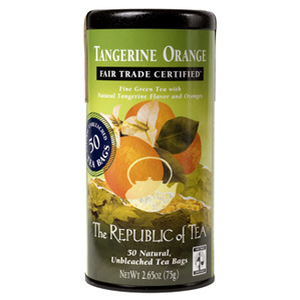 Tangerine Orange (Fair Trade Certified) from The Republic of Tea