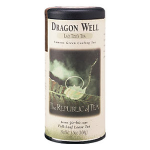 Dragon Well from The Republic of Tea