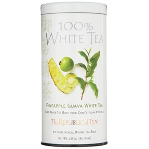 Pineapple Guava White Tea from The Republic of Tea
