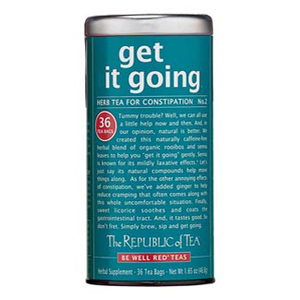 Get It Going - No. 2 (Wellness Collection) from The Republic of Tea