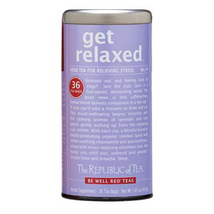 Get Relaxed - No.14 (Wellness Collection) from The Republic of Tea
