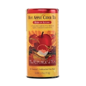 Hot Apple Cider from The Republic of Tea