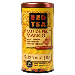 Passionfruit Mango (Red) from The Republic of Tea