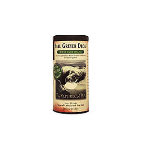 Earl Greyer Decaf from The Republic of Tea