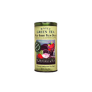 Wild Berry Plum Decaf from The Republic of Tea