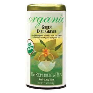 Earl Greyer (Organic) from The Republic of Tea