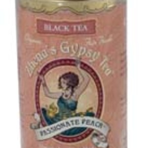 Passionate Peach from Zhena's Gypsy Tea