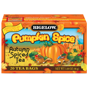 Pumpkin Spice from Bigelow