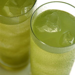 Iced Green Tea from Maeda-en