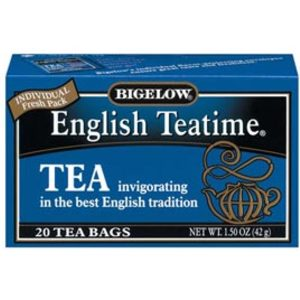 English Teatime from Bigelow